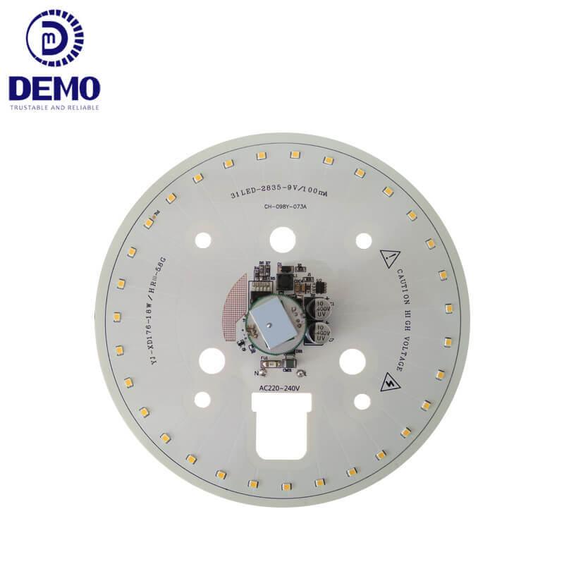 DOB AC LED Module for Motion Induction and Light-operated LED Sensor Light